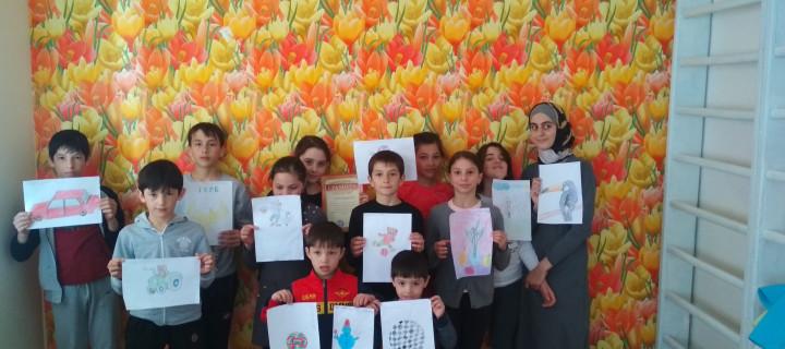 Конкурс рисунка «Юный художник»